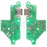 Abbildung zeigt USB Ladeanschluß Stecker auf Subboard mit Mikrofon