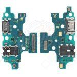 Abbildung zeigt Original USB Ladeanschluß Subboard +Mikrofon +Headsetbuchse