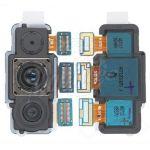Abbildung zeigt Original Ersatz Haupt-Kamera hinten 48MP+8MP+5MP