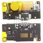 hier klicken, um das Produktfoto für unteres Sub-Board (Platine) m. Ladebuchse+Mikrofon zu vergrößern